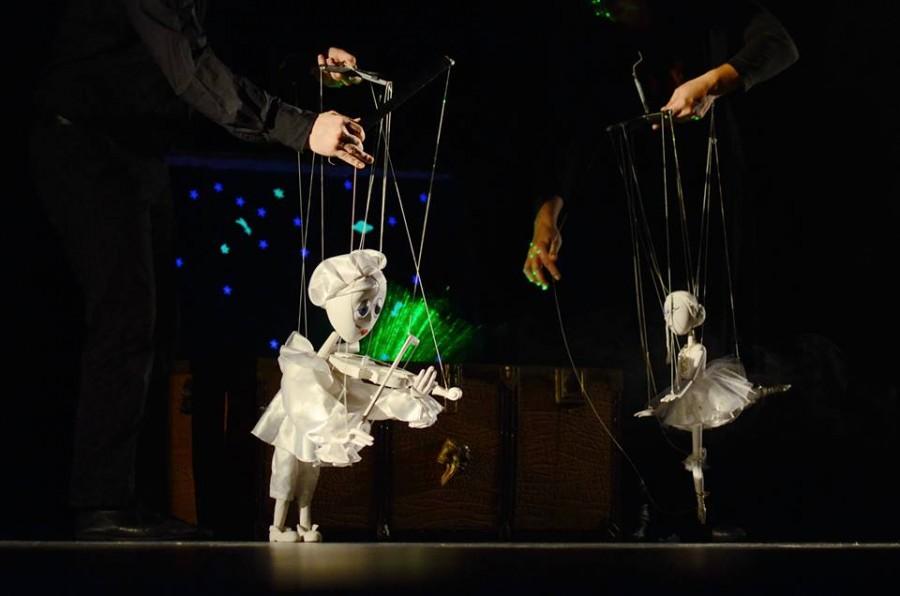 Maraton estival de teatru pentru copii, în luna august. Actorii Trupei Marionete vor juca 11 spectacole
