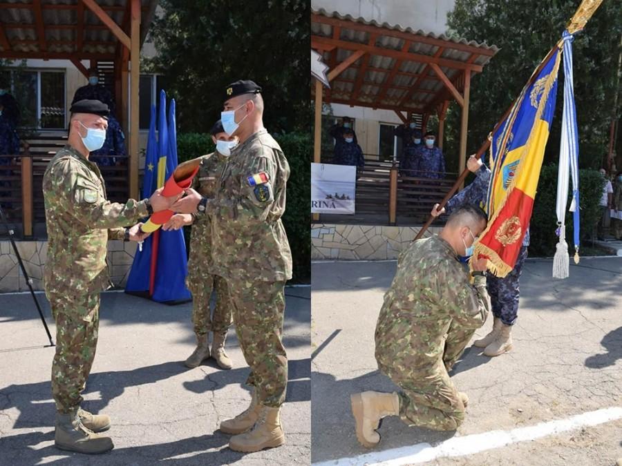 Infanteria marină are un nou comandant