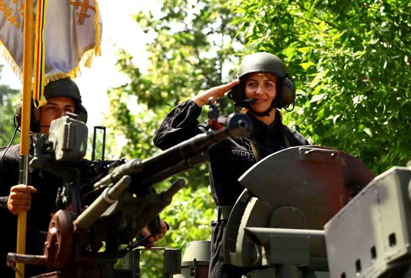 1 august - Ziua Tanchiștilor din Armata României