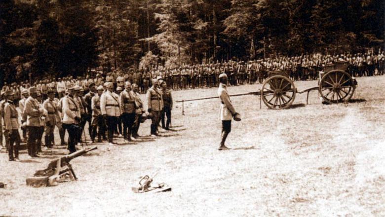 Pe aici nu se trece! 103 ani de la Bătălia de la Mărășești
