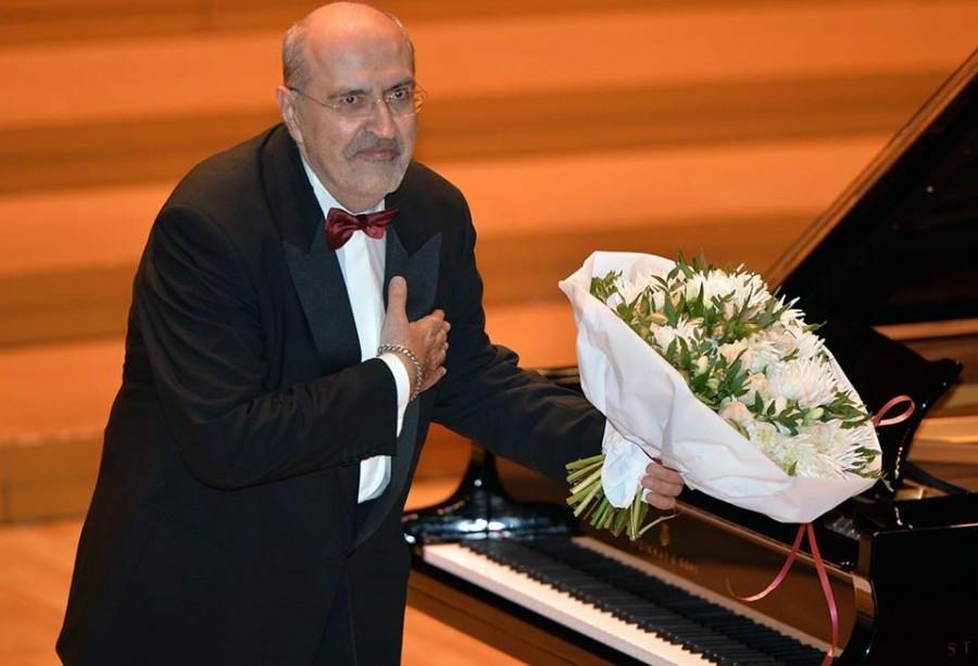 Pianistul Dan Grigore a împlinit 77 de ani