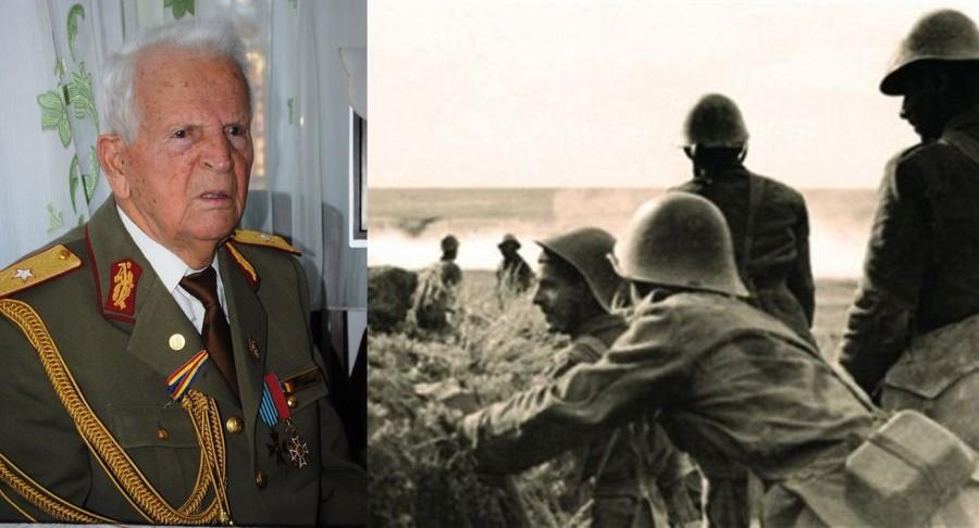 """Luptele de la Cotul Donului, în mărturiile veteranului de război Constantin Năstase: """"Moartea acționa în fiecare ceas"""""""