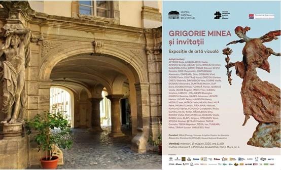 Cea mai mare expoziţie de artă vizuală din România se deschide miercuri la Palatul Brukenthal