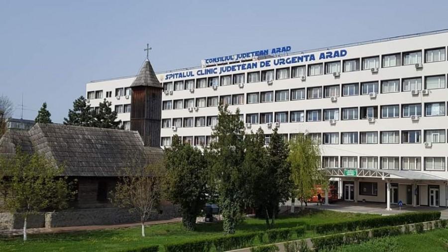 Spitalul Clinic Județean de Urgență Arad, inclus în Programul Național de Boli Cardiovasculare