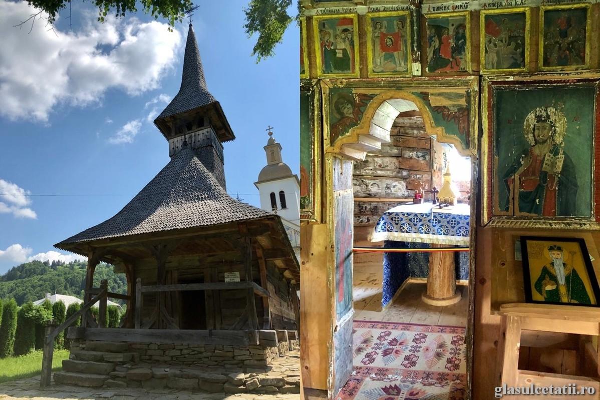 """""""Circuitul Bisericilor de lemn din Maramureş"""", recunoscut drept Rută Cultural Turistică de interes regional"""