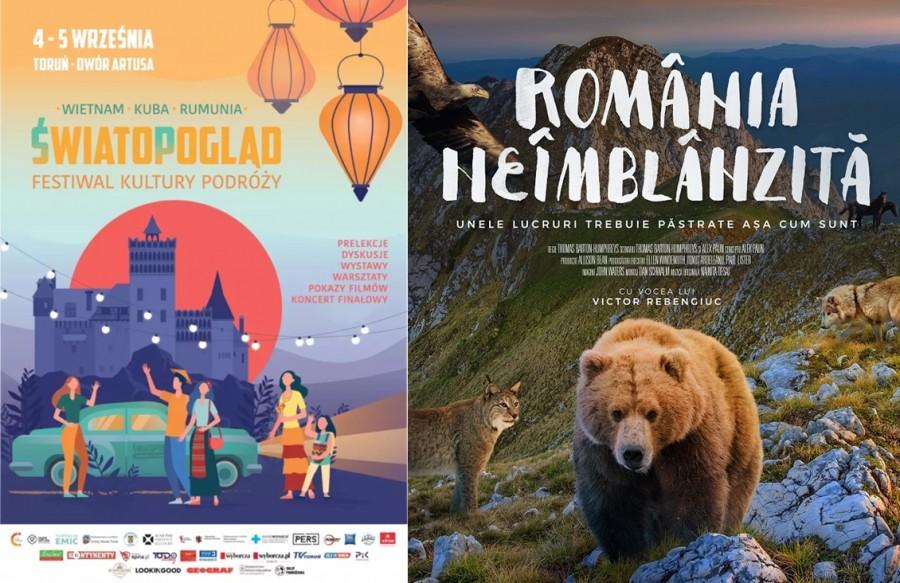 """România, ţară invitată de onoare la Festivalul Culturii Călătoriilor """"Viziunea asupra lumii"""" de la Torun"""