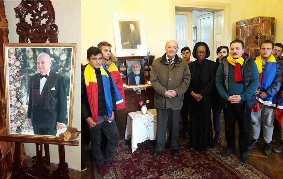 Doi ani fără Aurel Liviu Birtolon, nepotul marelui corifeu al Unirii Ştefan Cicio Pop
