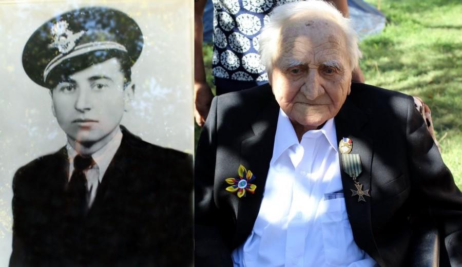 Veteranul de război Ion Șerban a împlinit 100 de ani. Orice fir al amintirilor ar apuca, ajunge în același loc: a stat faţă în faţă cu moartea și a scăpat!