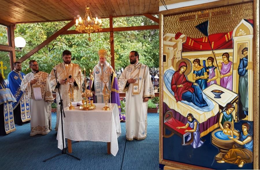 (FOTO) Priveghere la Mănăstirea Gai, în Ajunul Nașterii Maicii Domnului