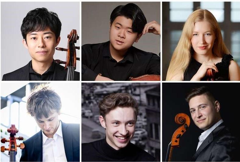 Cel mai tânăr violoncelist calificat în Semifinala de Violoncel a Concursului Enescu are 14 ani