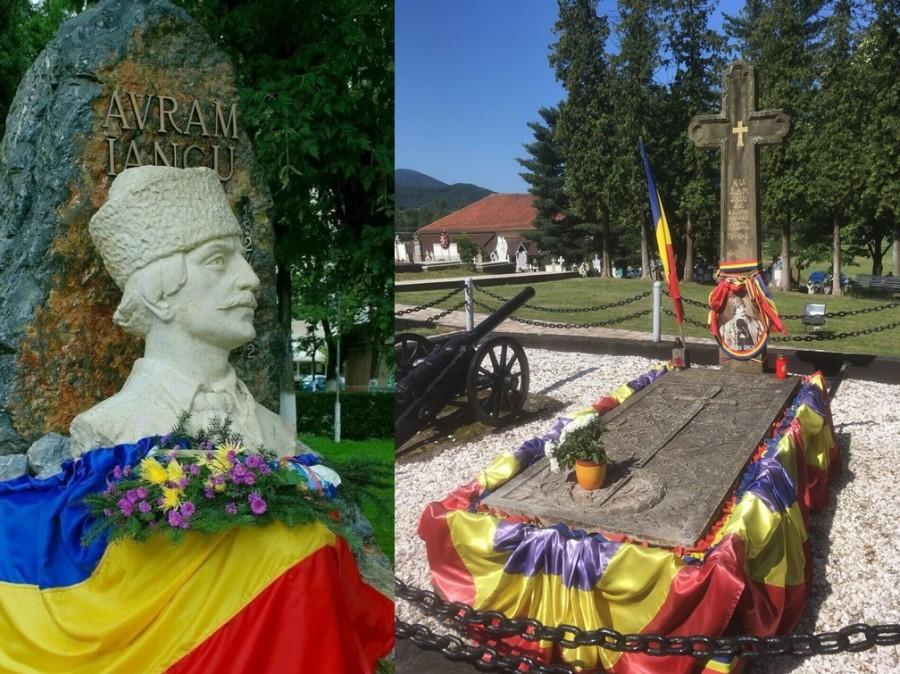 """""""Unicul dor al vieţii mele e să-mi văd naţiunea mea fericită"""" - 148 de ani de la moartea lui Avram Iancu"""