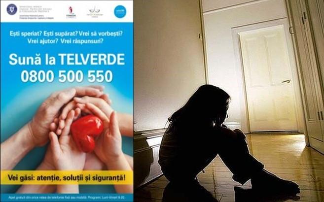 Numărul la care copiii și adulții instituționalizați pot suna gratuit, pentru informații, consiliere sau semnalarea abuzurilor