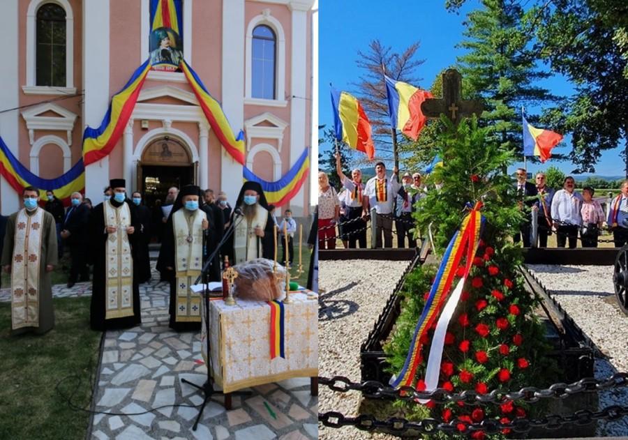 Slujbă de pomenire pentru Eroul Național Avram Iancu, la 148 de ani de la trecerea la cele veșnice