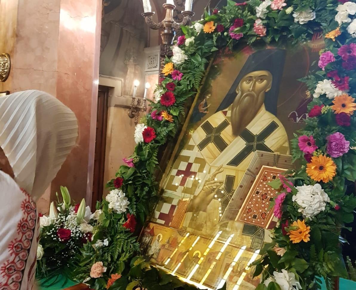 Sfântul Ierarh Iosif cel Nou de la Partoș, făclia Banatului și ocrotitorul pompierilor
