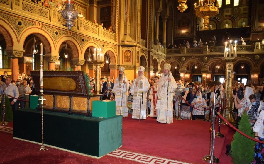Zile de rugăciune și cinstire închinate Ocrotitorului spiritual al Mitropoliei Banatului, Sfântul Iosif cel Nou de la Partoș