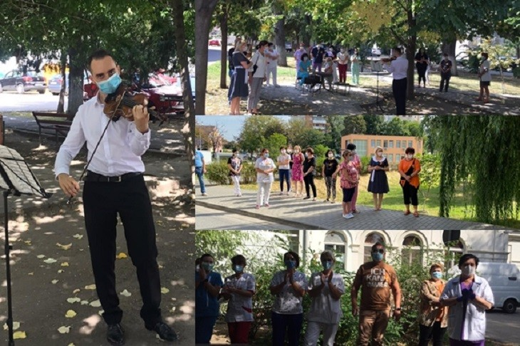 Momente inedite la Județean, Municipal, Matern și TBC Grădiște, de Ziua Mondială pentru Siguranța Pacientului