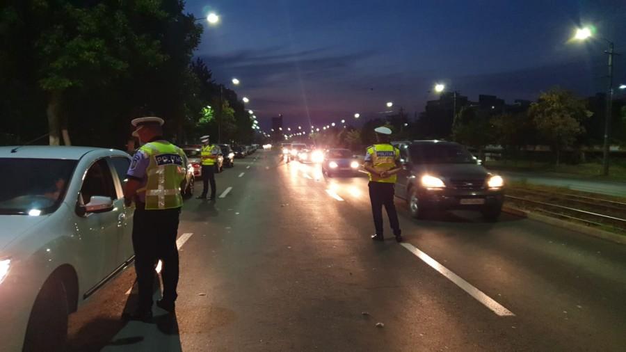 ROADPOL Safety Days. Recomandările polițiștilor rutieri arădeni pentru a evita implicarea în accidente