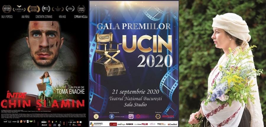 Nominalizările pentru Premiile UCIN 2020