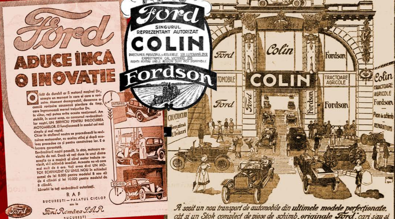 """Expoziţia """"Reclamele industriei automobilului în presa din perioada interbelică"""", deschisă la Biblioteca Naţională"""