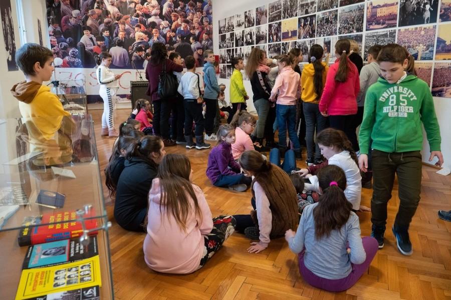 Taxele și biletele de intrare la Muzeu rămân neschimbate în 2021
