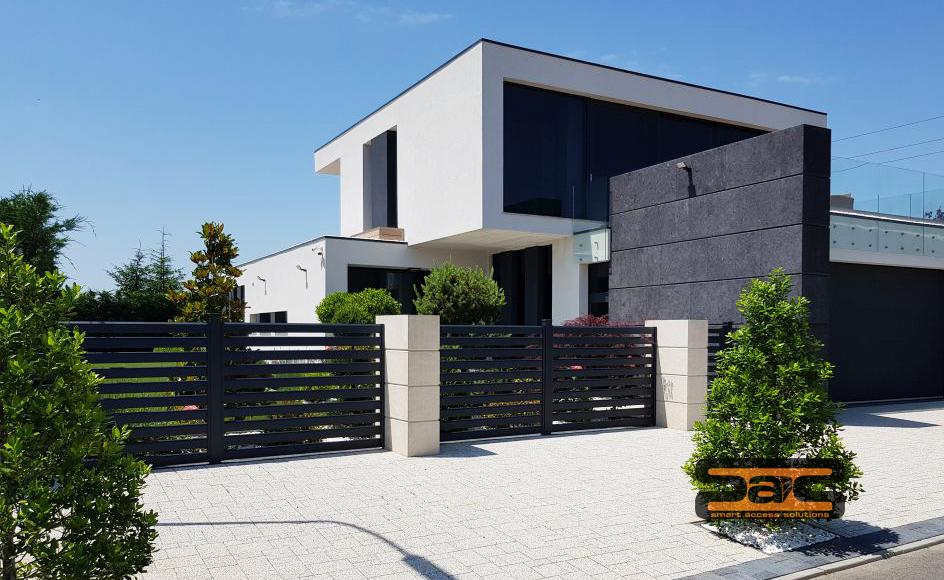 Soluții SMART pentru spațiul tău rezidențial și industrial de la SAS- Smart Access Solutions