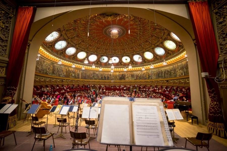 """Filarmonica """"George Enescu"""" deschide Stagiunea 2020-2021 cu Faure, Saint-Saens şi Beethoven"""