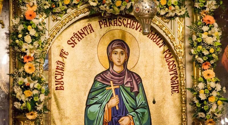 Cum se va desfășura anul acesta pelerinajul închinat Sfintei Cuvioase Parascheva de la Iași