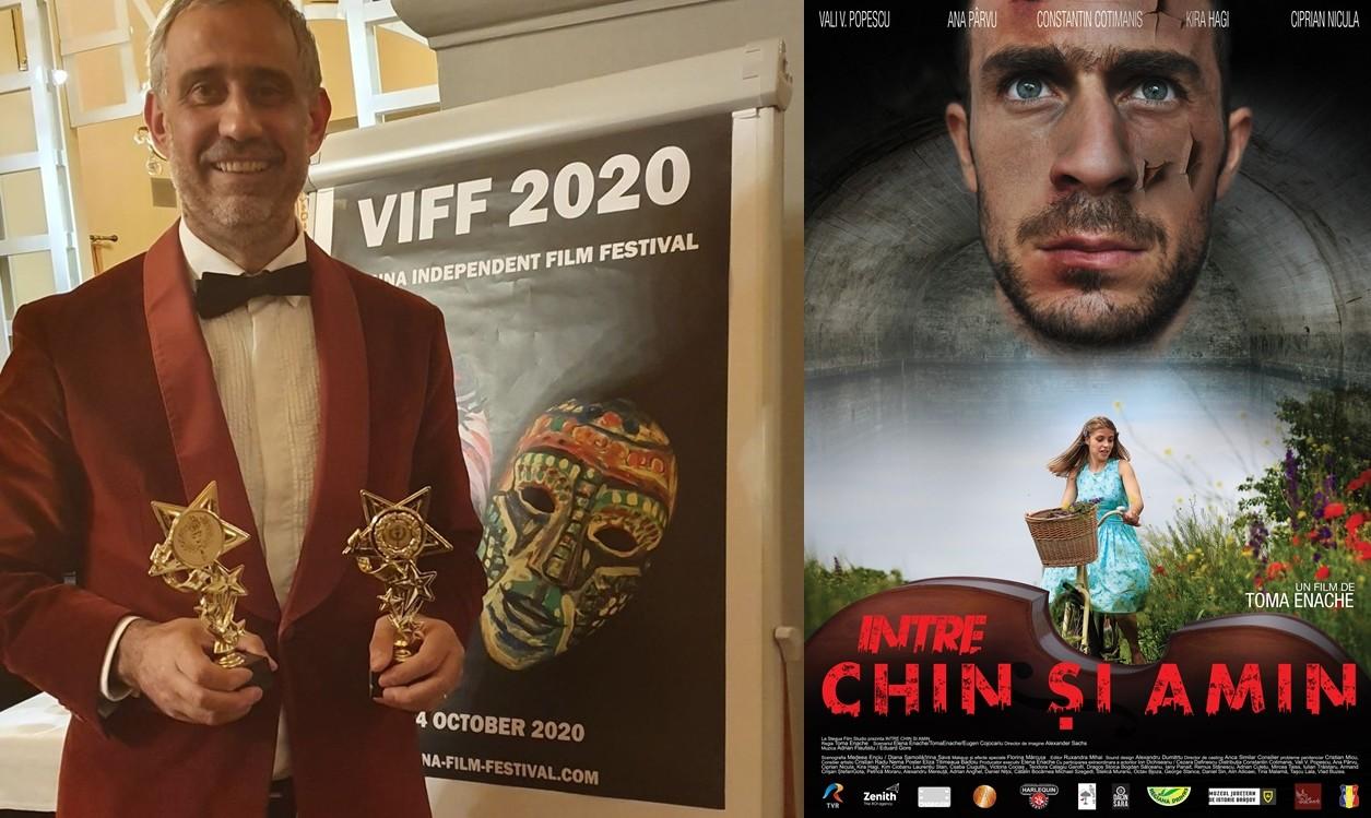 """""""Între Chin și Amin"""" a câștigat premiul pentru Cel mai bun film, la Vienna Independent Film Festival"""