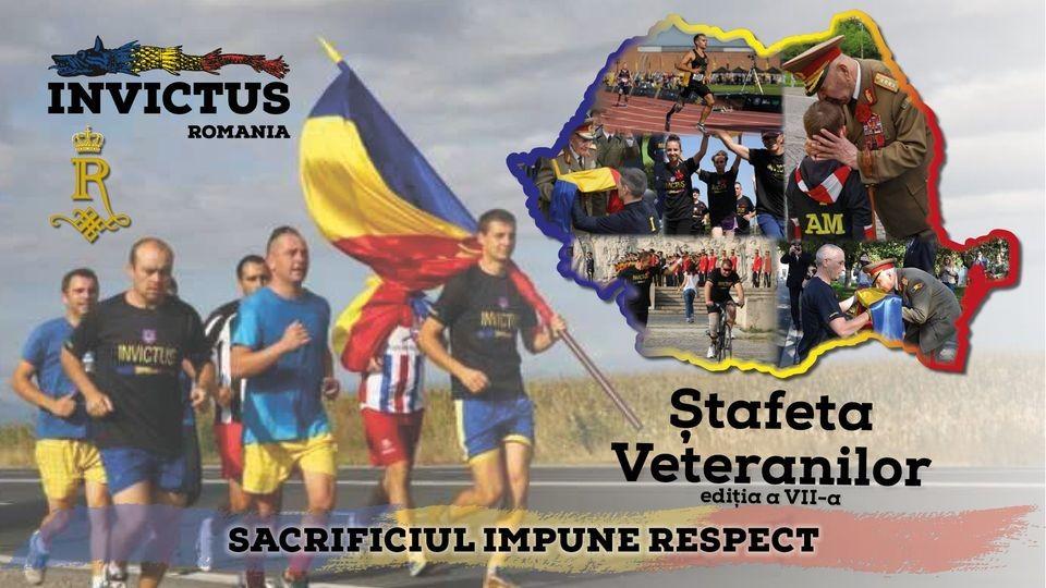 Ştafeta Veteranilor, la a VII-a ediție. A început la Tulcea și se va încheia la Carei, ultima localitate transilvană eliberată la 25 octombrie 1944