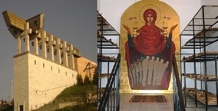 Cinci Schituri din Ardeal, ridicate la rangul de Mănăstire. Printre ele se află și cel de la Aiud, unde sunt pomeniți toți martirii neamului românesc