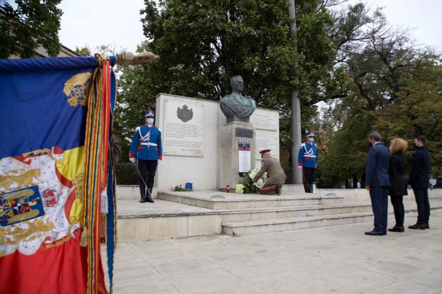 A fost lansat Concursul internațional pentru realizarea statuii Regelui Mihai, la Sinaia