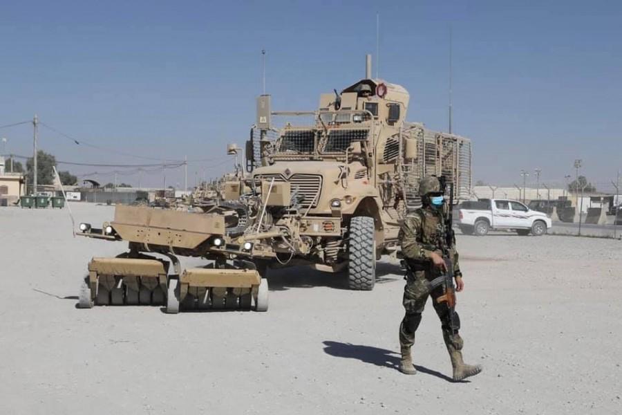 Militarii arădeni răniți în Afganistan au fost transferați în Germania pentru tratament