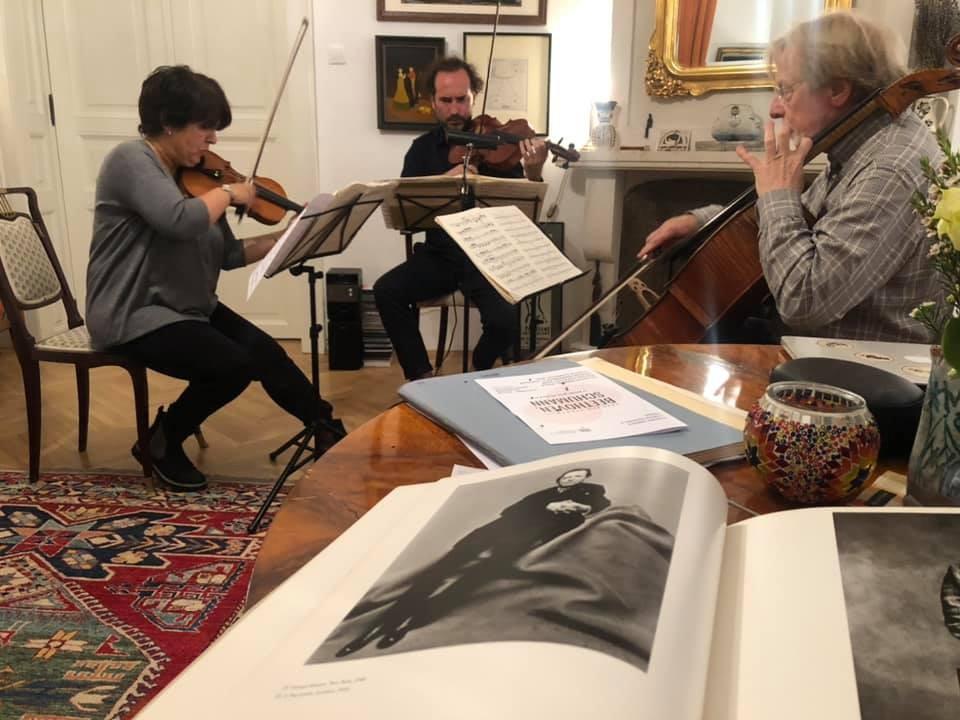 Festivalul Internaţional de Muzică de Cameră SoNoRo, online, de astăzi până pe 9 decembrie