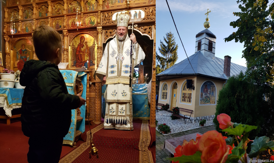 Liturghia Arhierească la Mănăstirea Feredeu, ÎN IMAGINI