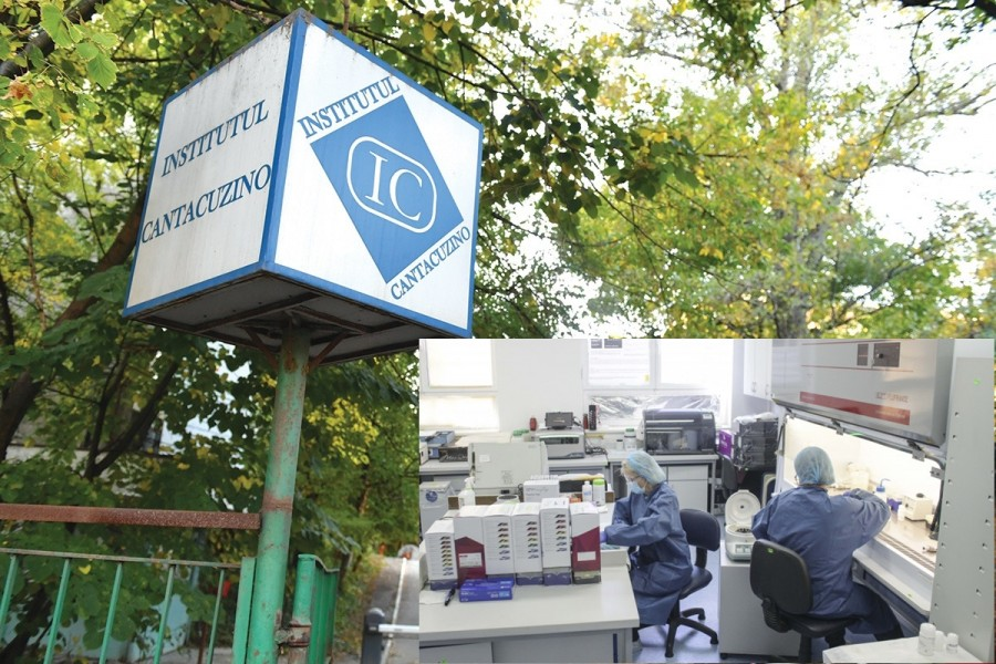 Vești bune de la Institutul Cantacuzino: se ralansează producția de vaccin gripal și Polidin