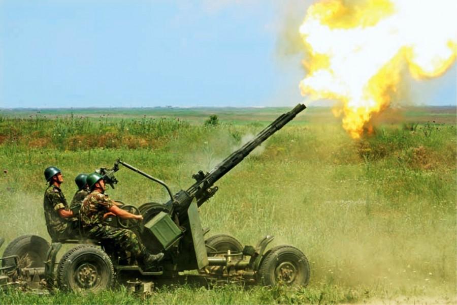 Armata Română sărbătoreşte, la 10 noiembrie, Ziua Artileriei