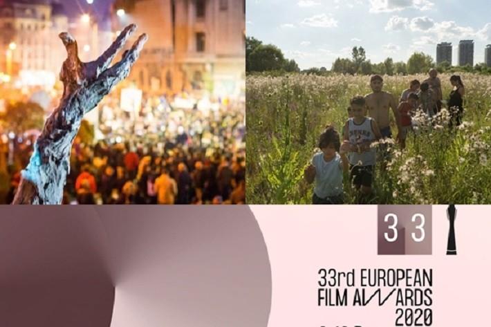 """Documentarele """"Acasă"""" şi """"colectiv"""", nominalizate la premiile Academiei Europene de Film 2020"""