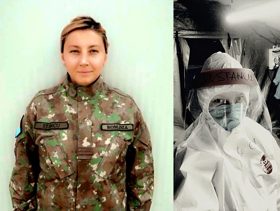 Cpt. Oana Stancu, medic SCMU Timișoara - Sfaturi în infecția COVID-19 confirmată