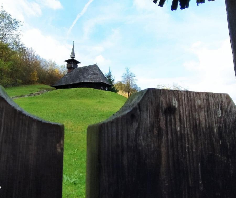 Troaș, satul de lângă castelul Regelui Mihai