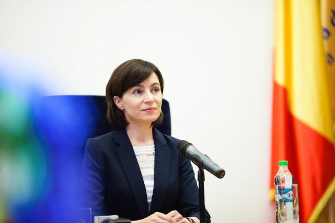 Maia Sandu este noul președinte al Republicii Moldova
