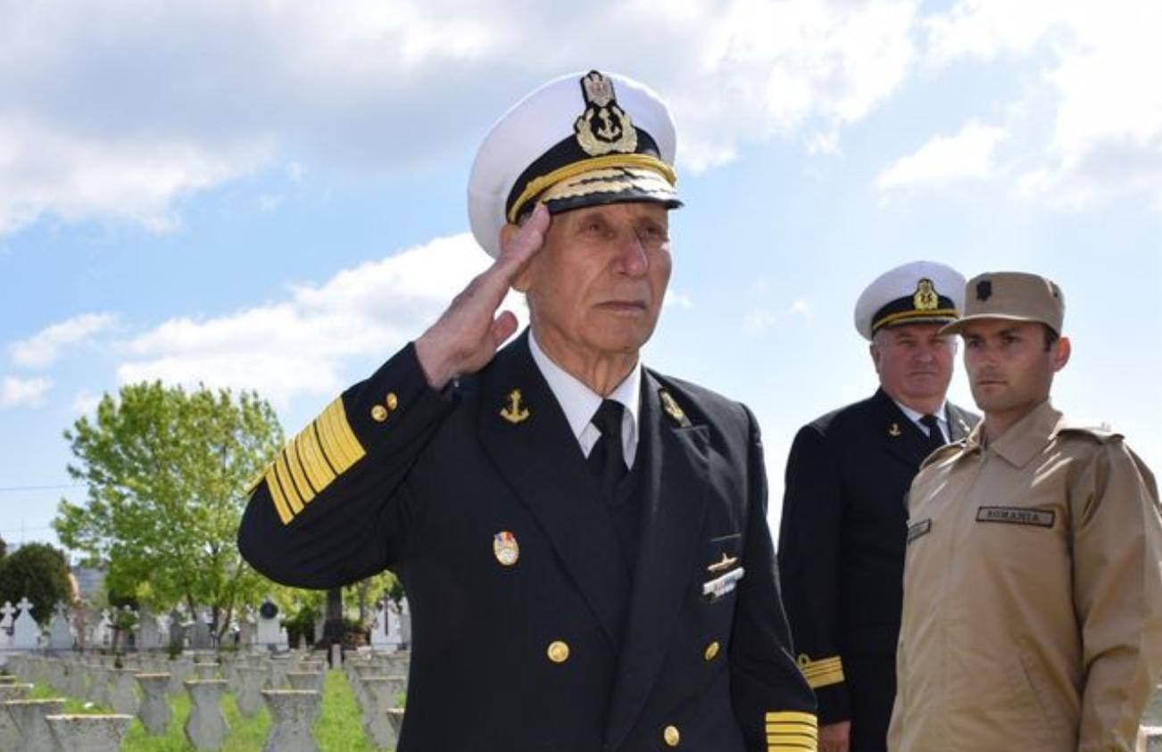 Ultimul veteran de război al Marinei Militare Române a încetat din viață la 97 de ani