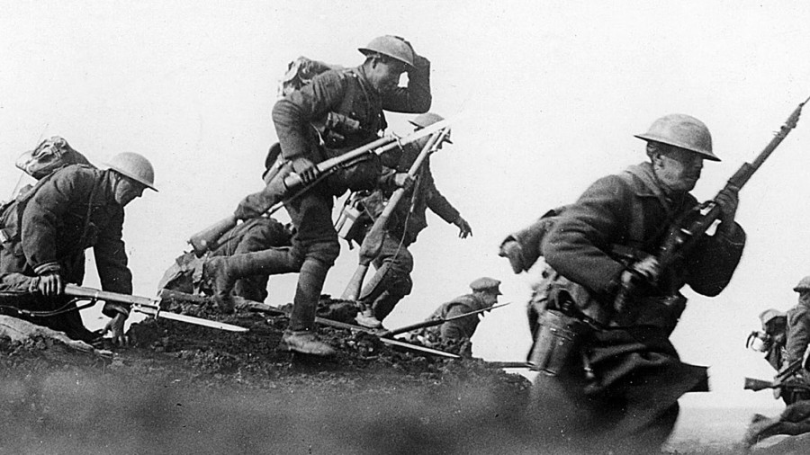 Soldaţii români şi canadieni căzuți în Primul Război Mondial, pomeniţi în Québec