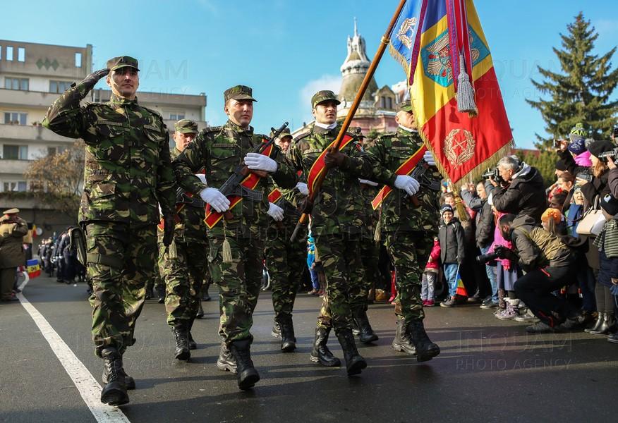 Programul ceremoniilor organizate în Arad cu prilejul Zilei Naționale a României