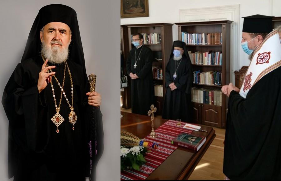 """ÎPS Părinte Timotei, 36 de ani de arhipăstorire la Arad. Astăzi a fost sfinţit un nou spaţiu de bibliotecă, care va purta numele ,,Arhiepiscopul Timotei"""""""