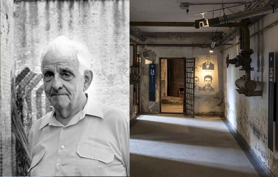 """Demostene Andronescu, fost deținut politic și supraviețuitor al """"Fenomenului Pitești"""", a împlinit 93 de ani"""