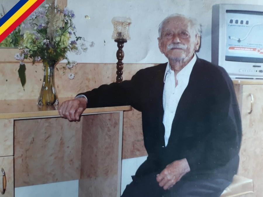 Se sting veteranii! Sublocotenent (rtr.) Vasile Atudori a încetat din viață la 97 de ani