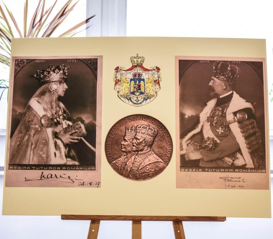 """""""Regina Maria - Mama Regină"""" - Expoziţie dedicată împlinirii a 145 de ani de la naşterea legendarei suverane"""