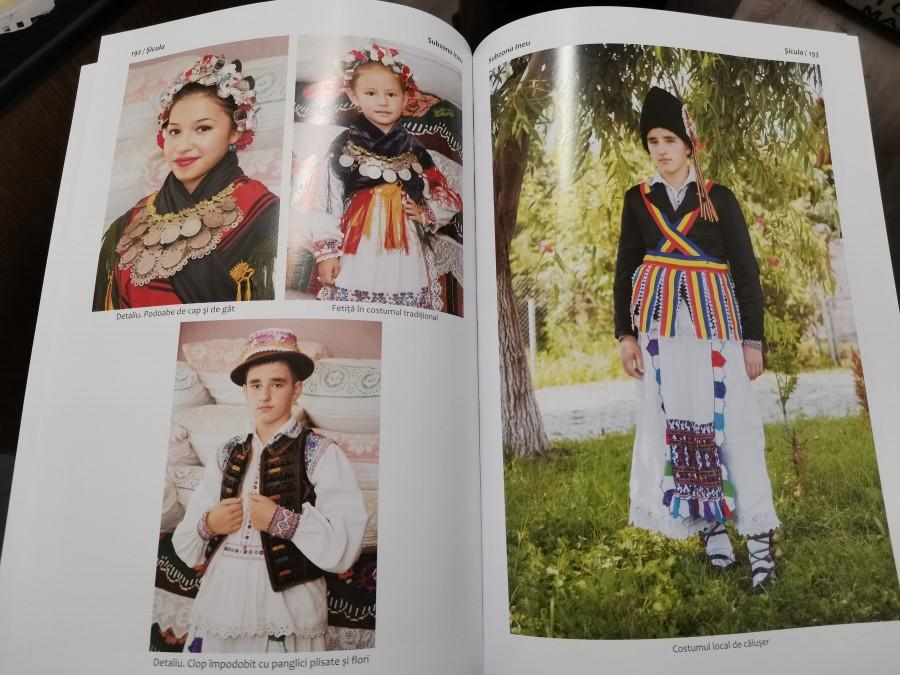 """Rodica Colta, etnolog: """"Era nevoie de o carte în care să fie prezentat portul popular ca element simbolic pentru identitatea noastră locală, arădeană"""""""