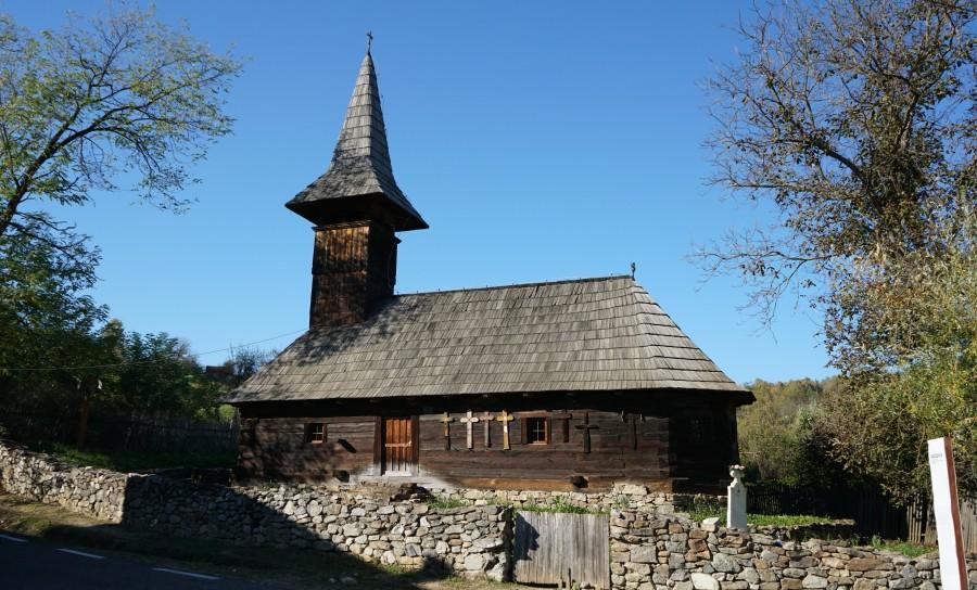 Ruta bisericilor de lemn din județul Arad a fost clasificată Rută Cultural Turistică regională