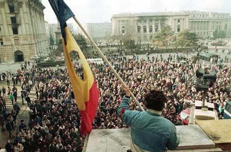 """Filmul documentar """"1989. Jurnalul unei Revoluţii"""", miercuri, în premieră online"""